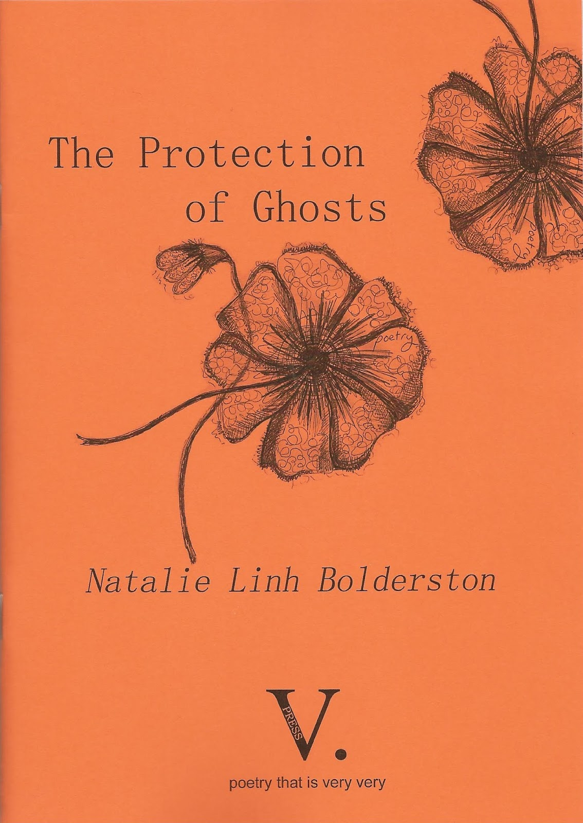 Natalie Linh Bolderston – The Protection of Ghosts
